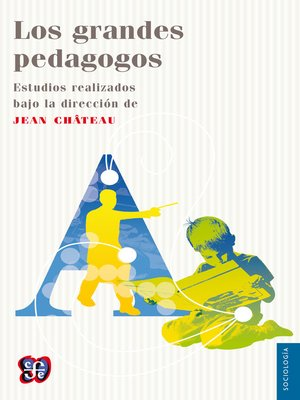 cover image of Los grandes pedagogos