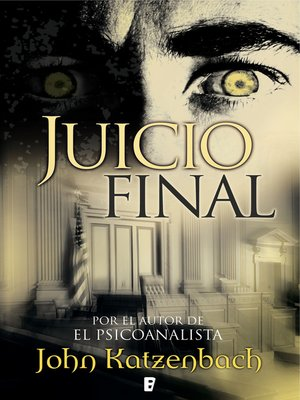 cover image of Juicio final