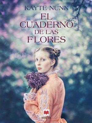 cover image of El cuaderno de las flores