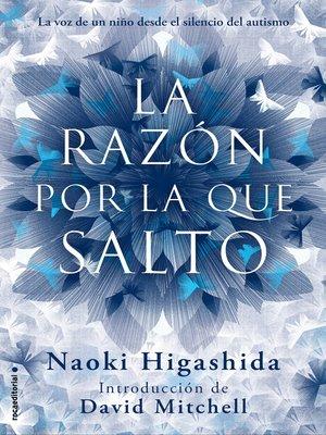 cover image of La razón por la que salto