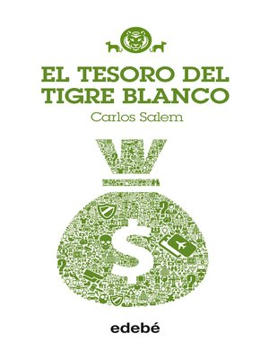 cover image of Tigre Blanco 4