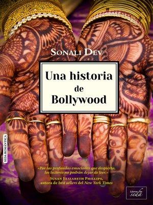 cover image of Una historia de Bollywood