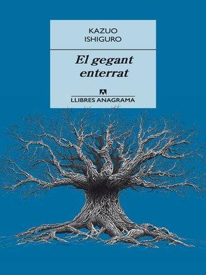 cover image of El gegant enterrat