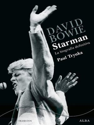 cover image of David Bowie. Starman