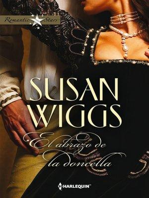 cover image of El abrazo de la doncella