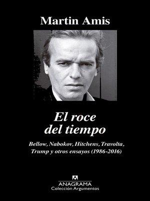 cover image of El roce del tiempo