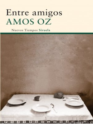 cover image of Entre amigos