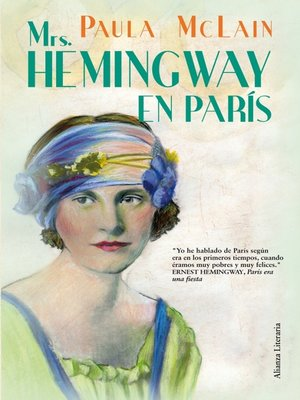 cover image of Mrs. Hemingway en París