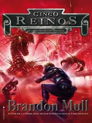 cover image of Guardianes de los cristales