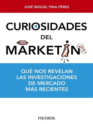 cover image of Curiosidades del marketing