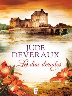 cover image of Los días dorados (Saga Edilean 2)
