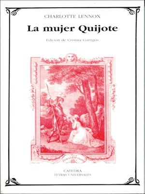 cover image of La mujer Quijote