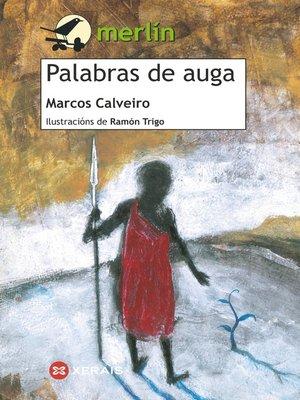 cover image of Palabras de auga