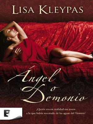 cover image of Ángel o demonio (Serie de Bow Street 1)