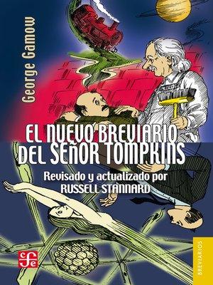 cover image of El nuevo breviario del señor Tompkins