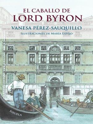 cover image of El caballo de Lord Byron