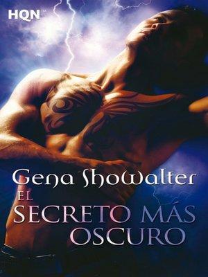 cover image of El secreto más oscuro