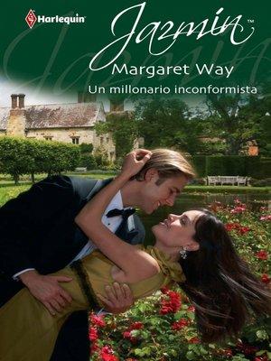 cover image of Un millonario inconformista