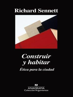 cover image of Construir y habitar