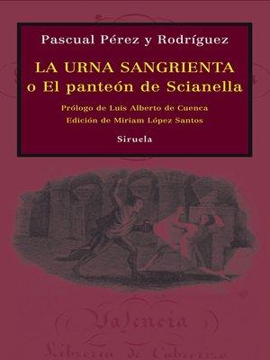 cover image of La urna sangrienta