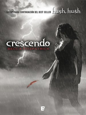 cover image of Crescendo (Saga Hush Hush 2)