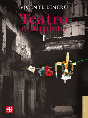 cover image of Teatro completo, 1