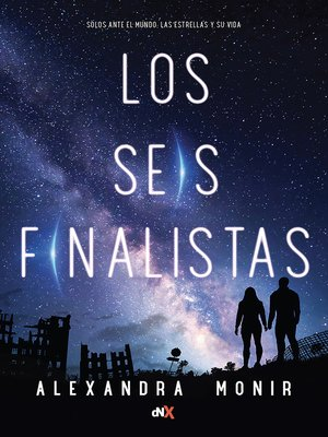 cover image of Los seis finalistas