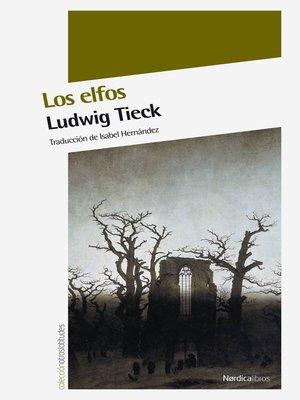 cover image of Los elfos