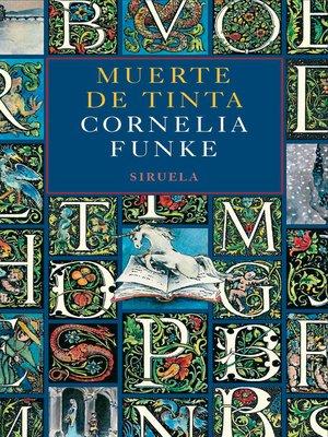 cover image of Muerte de Tinta