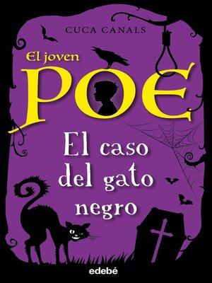 cover image of El joven Poe 6
