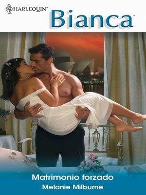 cover image of Matrimonio forzado