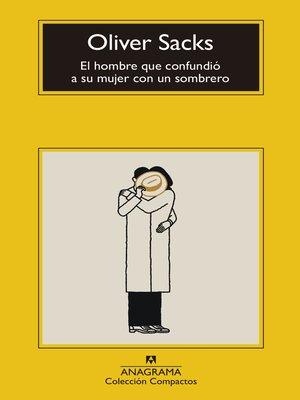 cover image of El hombre que confundió a su mujer con un sombrero
