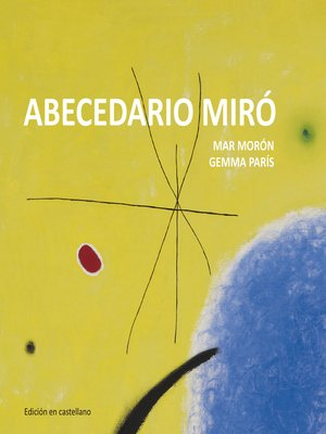 cover image of Abecedario Miró