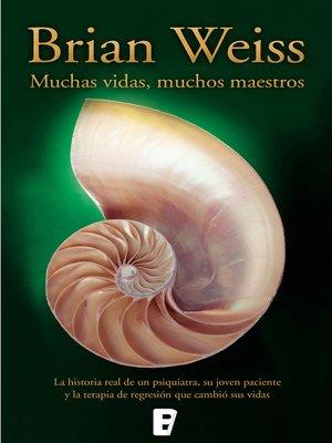 cover image of Muchas vidas, muchos maestros