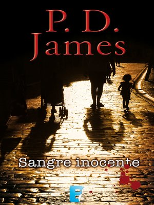 cover image of Sangre inocente