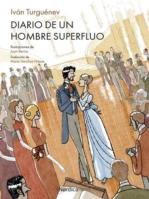 cover image of Diario de un hombre superfluo