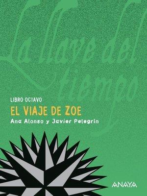 cover image of El viaje de Zoe
