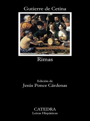 cover image of Rimas