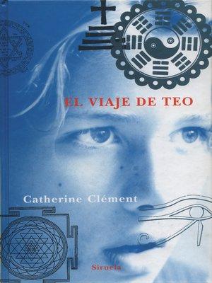 cover image of El viaje de Teo