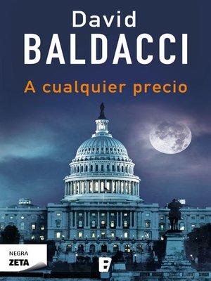cover image of A cualquier precio