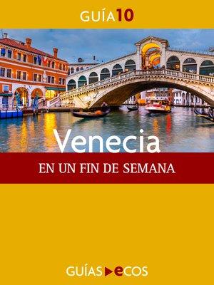 cover image of Venecia. En un fin de semana