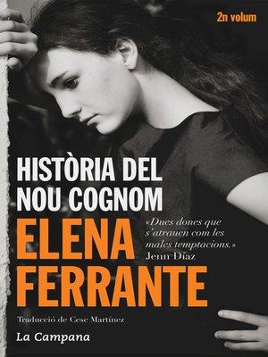 cover image of Història del nou cognom