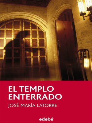 cover image of El templo enterrado