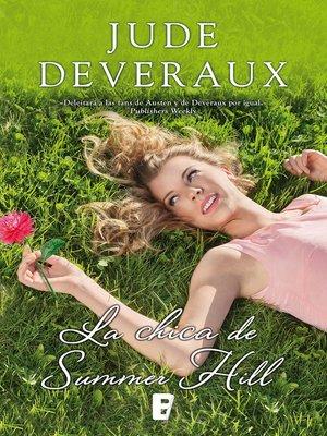 cover image of La chica de Summer Hill
