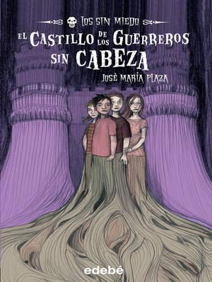 cover image of 2. El castillo de los guerreros sin cabeza