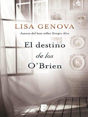 cover image of El destino de los O'Brien