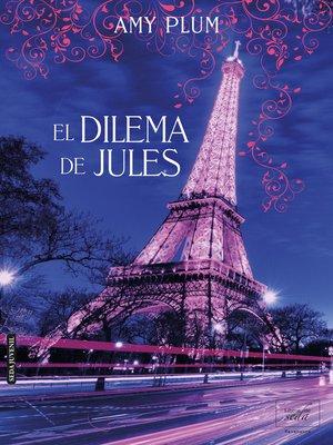 cover image of El dilema de Jules