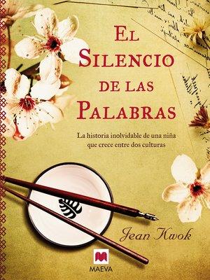 cover image of El silencio de las palabras