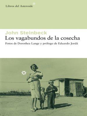 cover image of Los vagabundos de la cosecha