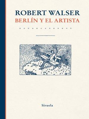 cover image of Berlín y el artista